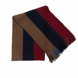 Chelsey by Joseph 100% Striped Wool Scarf